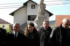 Predsjednik HSP-a i članovi podružnica