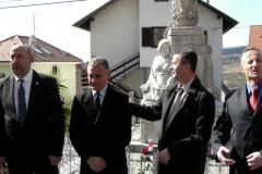 Predsjednik HSP-a i članovi podružnice HSP Novi Zagreb Istok