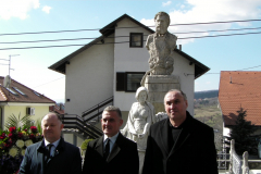 Predsjednik HSP-a sa dopredsjednicima