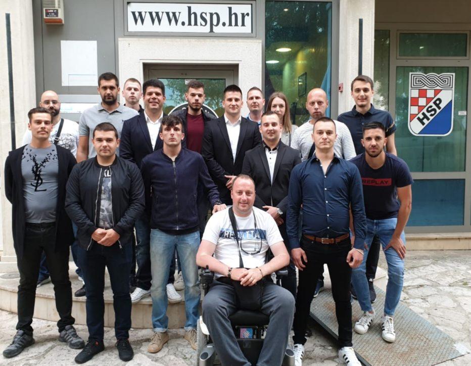 Osnovana Mladež HSP Split!