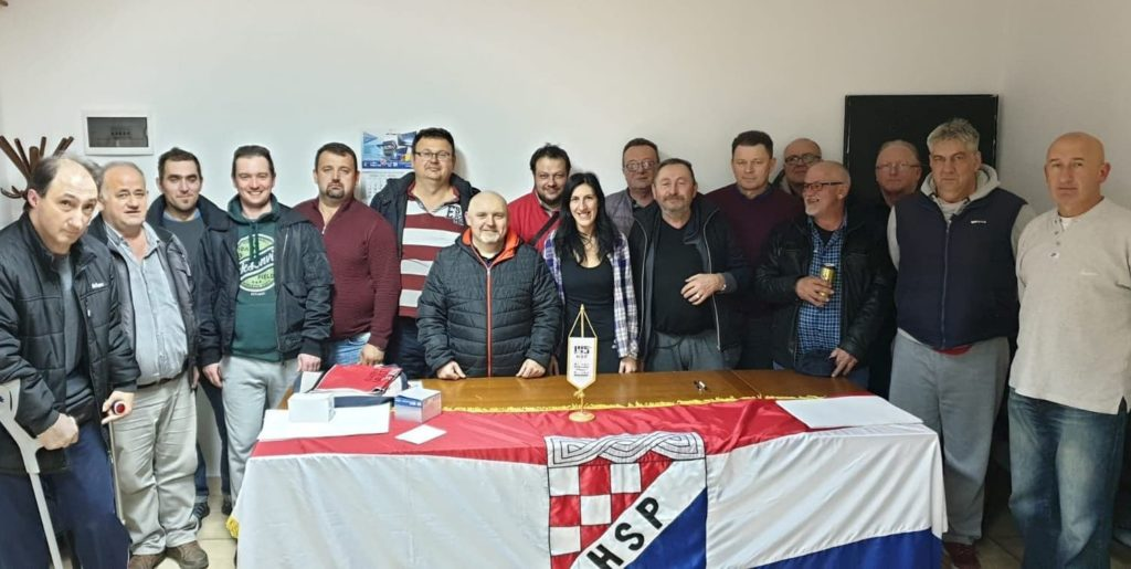 Novo vodstvo HSP-a Bjelovarsko bilogorske županije najavljuje 'NOVI PUT' u pravaškoj politici!