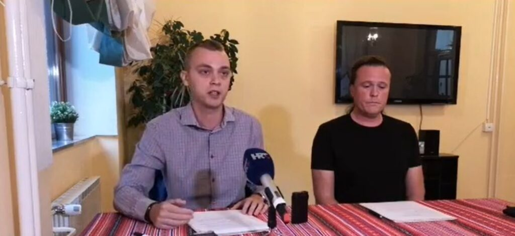 HSP Delnice o neodrživom stanju s ilegalnim migrantima u Gorskom kotaru!