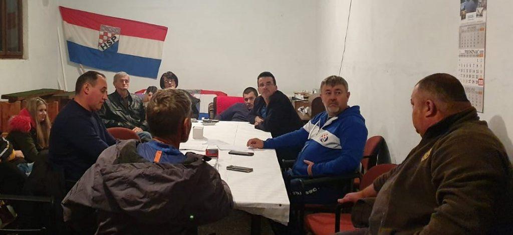 HSP osnovao podružnicu u Hrvatskoj Dubici.