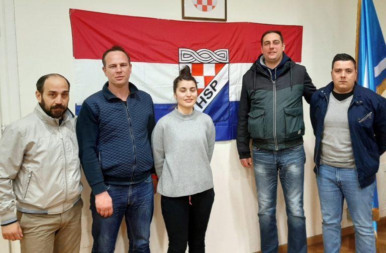 U Omišlju održan redoviti izborni Zbor HSP-a podružnice Omišalj; Mladi pravaši preuzeli podružnicu!