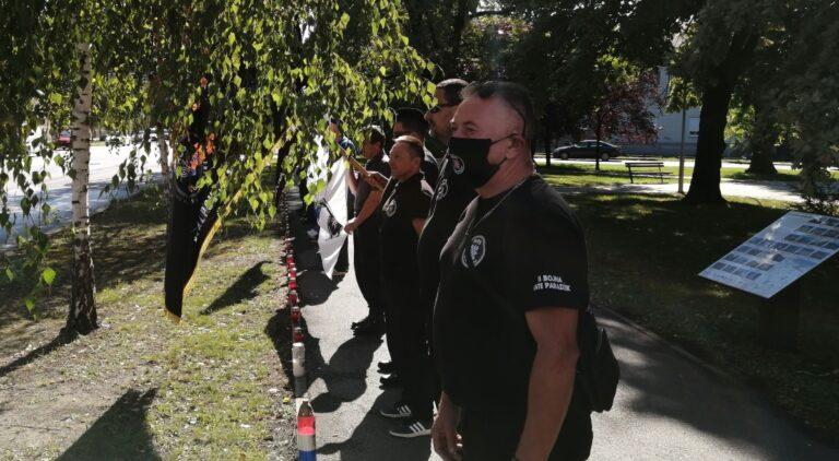 HSP u Osijeku obilježio početak BITKE ZA VUKOVAR!
