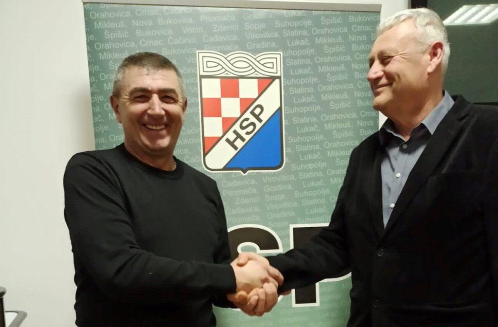 HSP Virovitičko podravske održao Izborni Zbor. Mato Bubaš na čelu Virovitičko podravskih pravaša!
