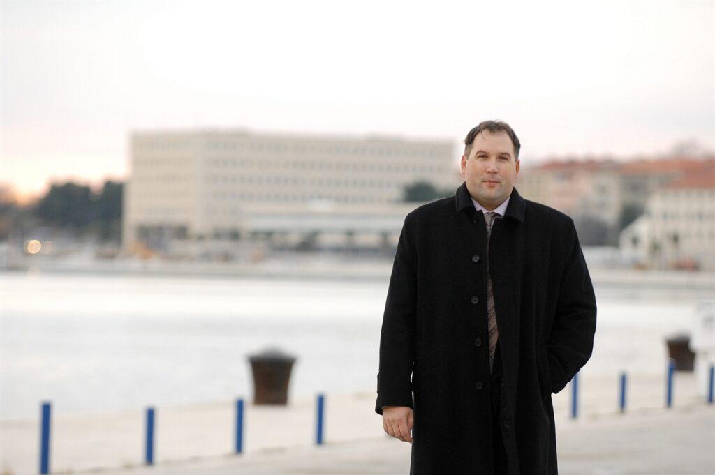 Dr. Luka Roguljić povjerenik HSP-a za Splitsko-dalmatinsku županiju