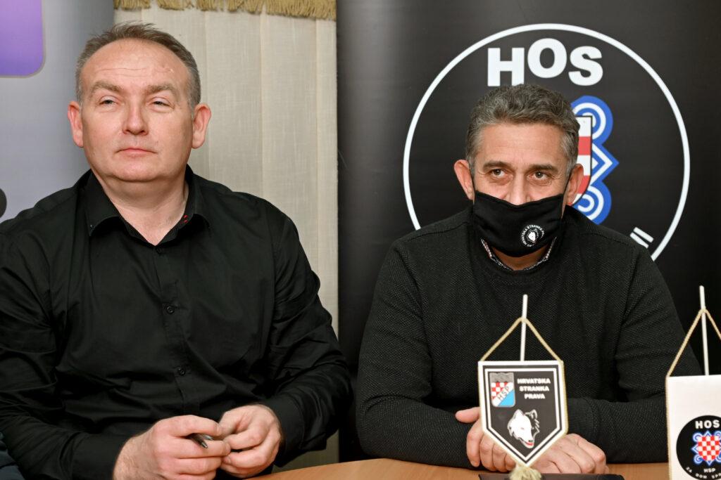 Vinko Debeljak na čelu HSP-a Novska!