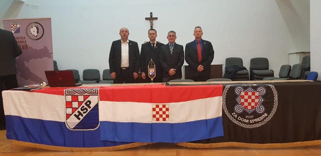 Ivan Iličić izabran za predsjednika Podružnice HSP-a Novi Zagreb – zapad!
