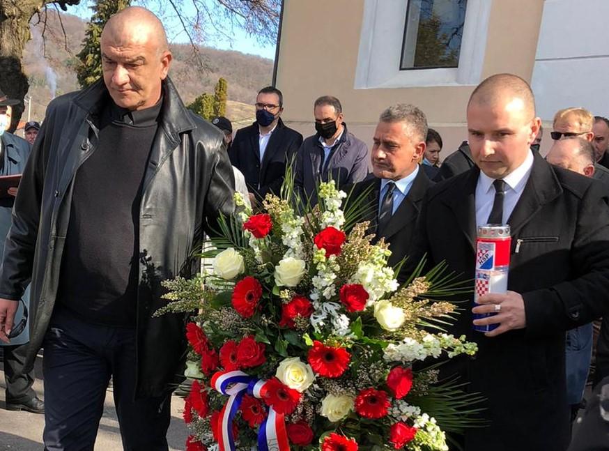 Hrvatska stranka prava obilježila 125-u obljetnicu smrti Oca Domovine dr. Ante Starčevića