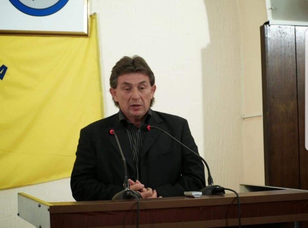 Pavo Tutenov na čelu Gradske podružnice HSP-a grada Slatine