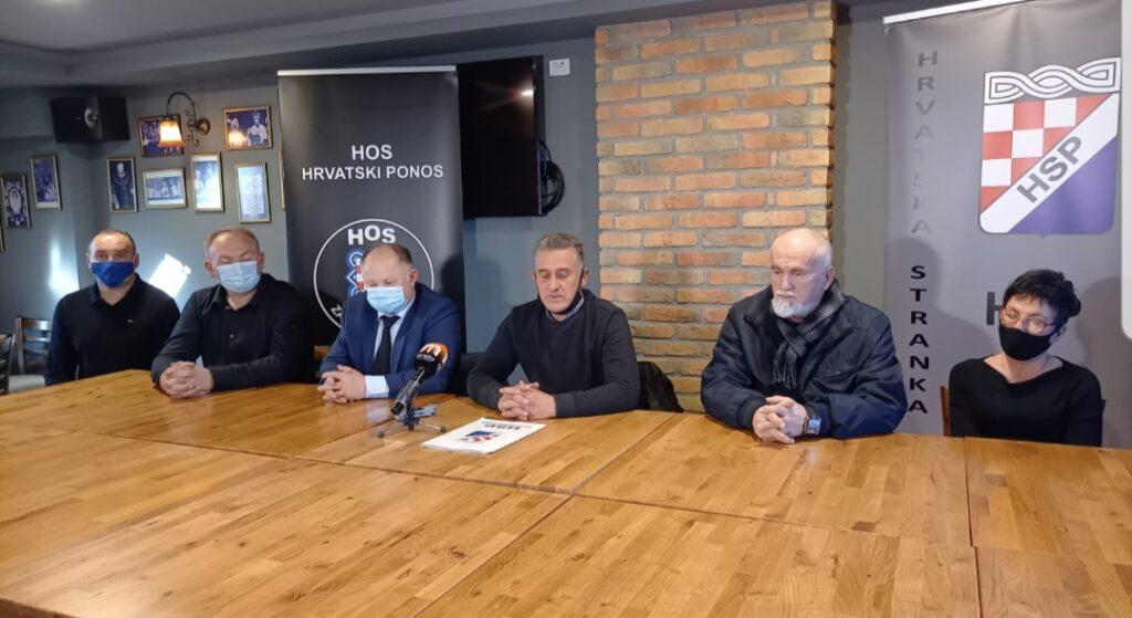 Obnovljen rad i izabrano vodstvo HSP-a Kutina