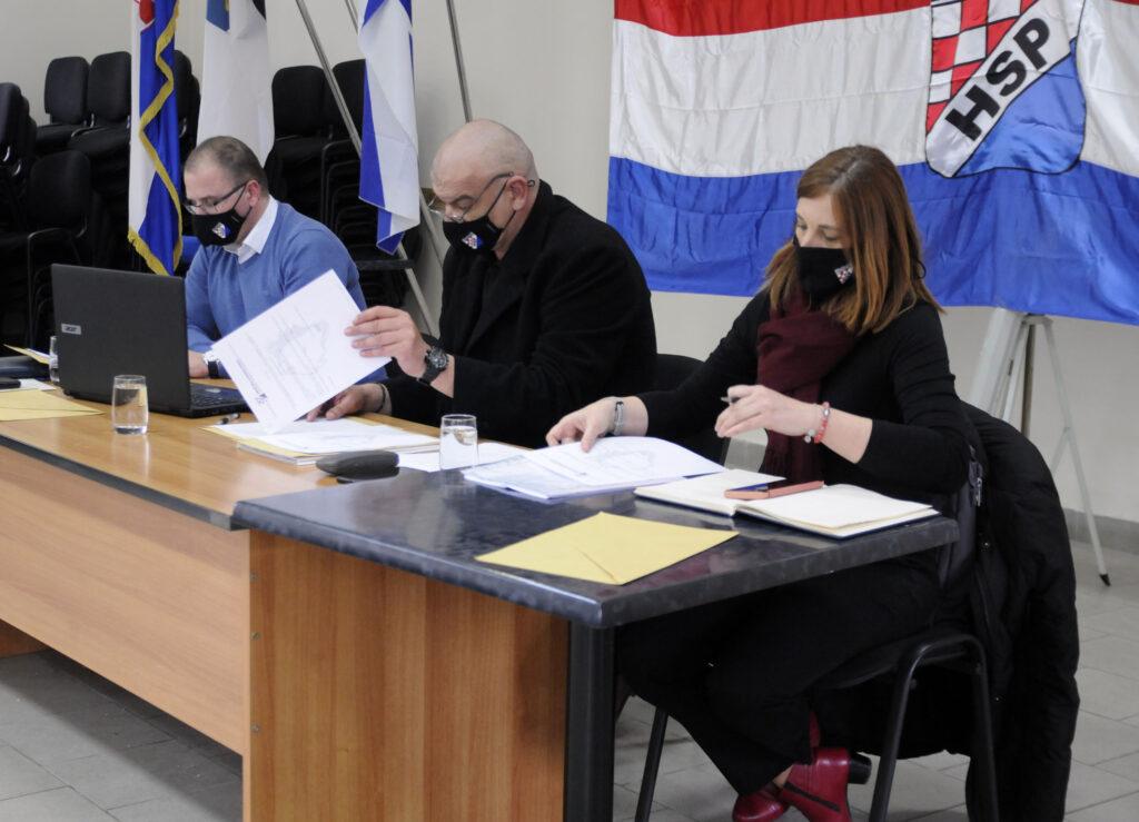 Održana sjednica Glavnog stana HSP-a u Slavonskom Brodu